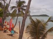 阁沙梅岛 - 海滩