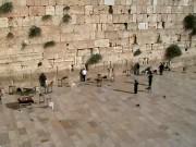Jerusalen - Muro de las Lament…