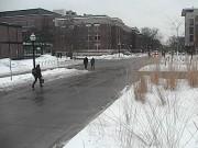 ミネアポリス - ミネソタ大学のキャンパス