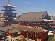 Taito - Templo de Senso-ji