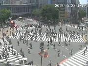 Shibuya - Pedestrian Scramble
