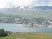 Akureyri - Panoramic View
