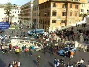 ローマ - スペイン広場