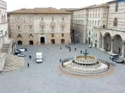 Perugia : IV November Square