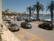 Live Street Cam in Split