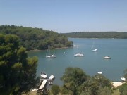 Banjole - Vista al Mar