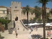 コルチュラ - 旧市街の門
