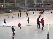 クラスノゴルスク - スケートリンク