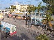 Key West - Restaurant & Street