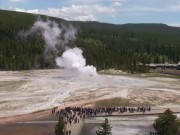 Parque nacional de Yellowstone - Old Faithful