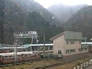 Kurobe - Unazuki Station