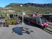 Ulvik - Finse Station