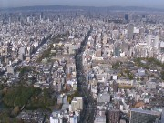Osaka - Panoramic View