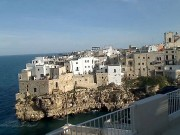 Polignano a Mare - Town on the Cliffs