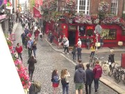 Dublin : Temple Bar
