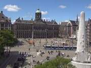 アムステルダム - ダム広場周辺