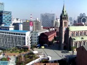 Seoul : Myeongdong Cathedral