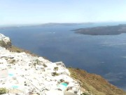 Santorini - Panoramic View