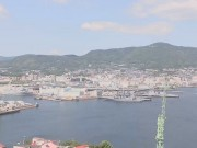 Sasebo - Panoramic View