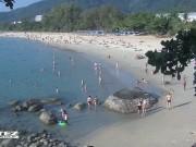 プーケット島 - カロンビーチ