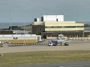 シェトランド - サンバラ空港
