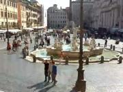 ローマ - ナヴォーナ広場