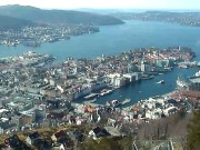 Bergen : Panoramic View