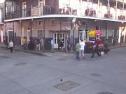 ニューオーリンズ - バーボン・ストリート