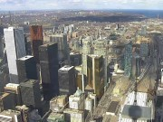 Toronto - from the CN Tower