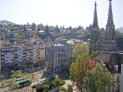 Baden-Baden - Panoramic View