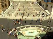 ローマ - スペイン階段