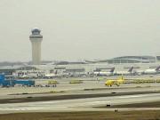 罗米吕斯 - 底特律都会机场