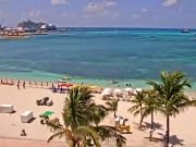 圣马丁岛 - 海滩