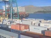 Christchurch - Lyttelton Port