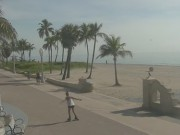 Hollywood : Hollywood Beach