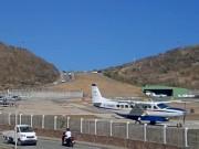 Saint Barthelemy - Gustaf III Airport