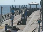 达尼亚滩 - 码头和海滩