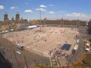 メキシコシティ - ソカロ広場