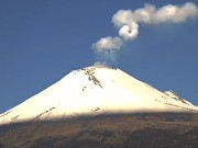 ポポカテペトル山 - 火山