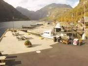 Geirangerfjord - Puerto