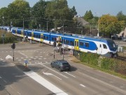Helmond : Level Crossing
