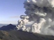 Shinmoedake - Volcano