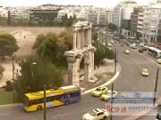 アテネ - ハドリアヌスの凱旋門