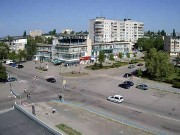 Kaniv - Intersection