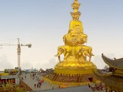 Mount Emei - 4 Webcams