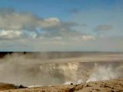 Kilauea Volcano - Halemaumau Crater