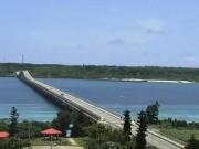 Miyakojima - Kurima Bridge