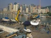 Hong Kong - Boatyard