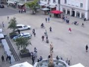 ビーベラッハ - 市場広場