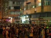 香港 - 民主化デモ
